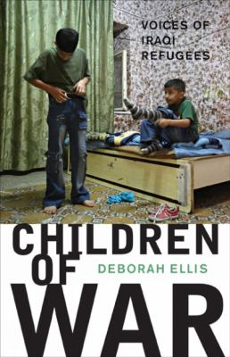 book cover for Children of War