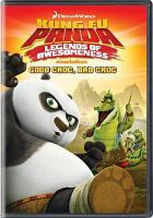 Kung fu panda legends of awesomeness - good croc, bad croc