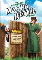 Adventures of ma & pa kettle vol 1