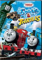 Thomas & friends spills & thrills