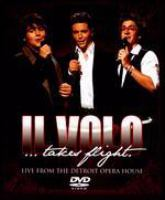 Il volo...takes flight - live from the detroit ope