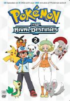 Pokemon black & white rival destinies set 2