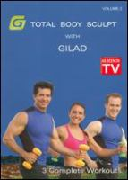 Gilad total body sculpt workout 2