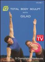 Gilad total body sculpt workout 1