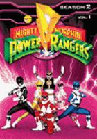 Mighty morphin power rangers: season 2, vol. 1