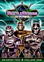 Big bad beetleborgs metallix: season two, volume 1