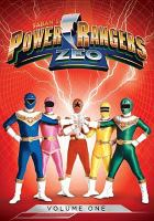 Power rangers zeo vol. 1