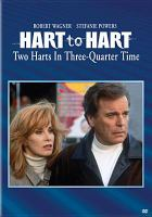 Hart to hart - two harts in three-quarter...