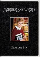 Murder, she wrote: complete 6th season