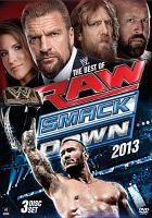 Wwe - the best of raw & smackdown 2013