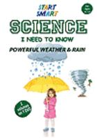 Start smart - science i need to know - powerful weather and rain