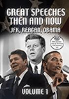 Great speeches then and now - volume 1