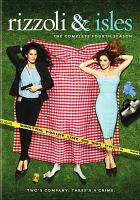 Rizzoli & isles - complete 4th season