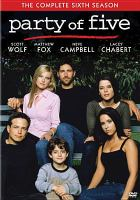 Party of five complete sixth season