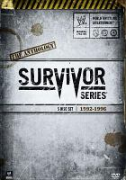 Wwe survivor series anthology vol 2