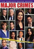 Major crimes - the complete second season
