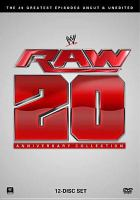 Wwe raw 20th anniversary collection