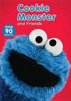Sesame st cookie monster