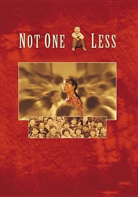 Not one less = Yi ge dou bu neng shao