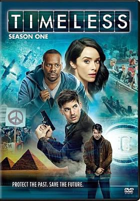 Timeless. Season 1, Disc 1