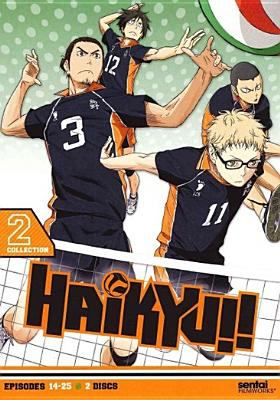 Haikyu!!. Collection 2