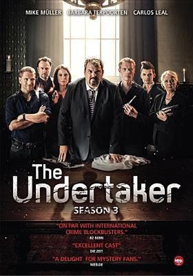 The undertaker. Season 3, Disc 3