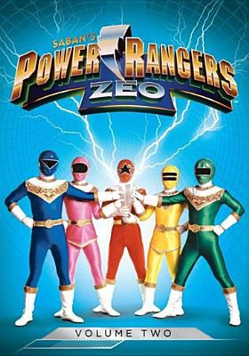 Power Rangers Zeo. Volume 2, disc 2