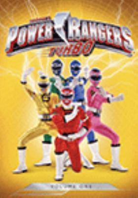 Power Rangers turbo. Volume 1, disc 1