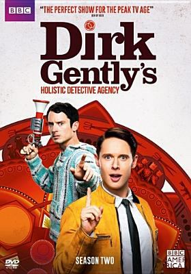 Dirk Gently's Holistic Detective Agency. Season 2