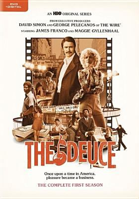 The deuce. Season 1, Disc 1
