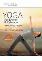 Element. Yoga for energy & relaxation