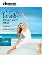 Yoga for strength & flexibility
