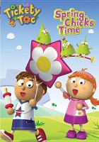 Tickety toc. Spring chicks time.