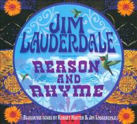 Reason and rhyme bluegrass songs by Robert Hunter & Jim Lauderdale