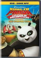 Kung Fu Panda, legends of awesomeness. The Scorpion sting.