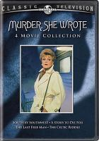 Murder, she wrote. 4 movie collection
