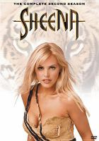 Sheena. The complete second season