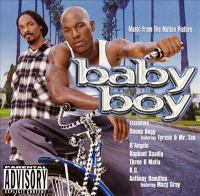 Baby boy music from the motion picture.