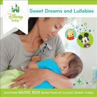 Disney baby. Sweet dreams and lullabies.