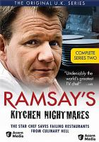 Ramsay's kitchen nightmares. Complete series two