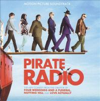 Pirate radio motion picture soundtrack.
