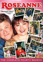 Roseanne. The complete fourth season