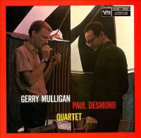 The Gerry Mulligan Paul Desmond Quartet