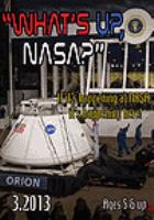 What's up, NASA?. 3.2013