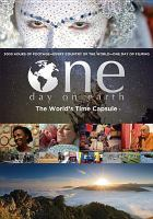 One day on Earth the world's time capsule