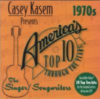 America's top ten. 1970s, The singer songwriters