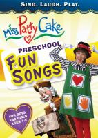 Miss Patty Cake. Preschool fun songs.