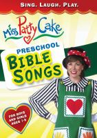 Miss Patty Cake. Preschool Bible songs.