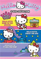 Hello Kitty triple pack.