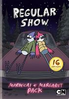 Regular show. Mordecai & Margaret pack